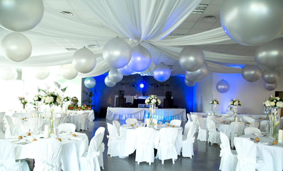 Populaire Nos décorations de salles de mariage en images AW77